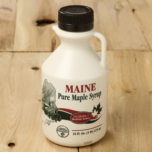 Organic Pure Maine Maple Syrup