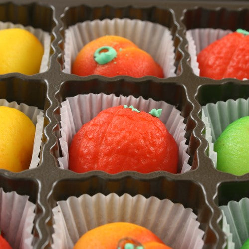 Assorted Marzipan Fruit