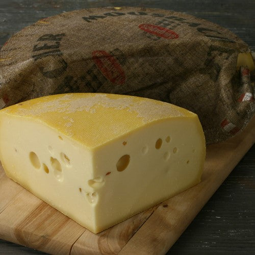 Moosbacher Cheese
