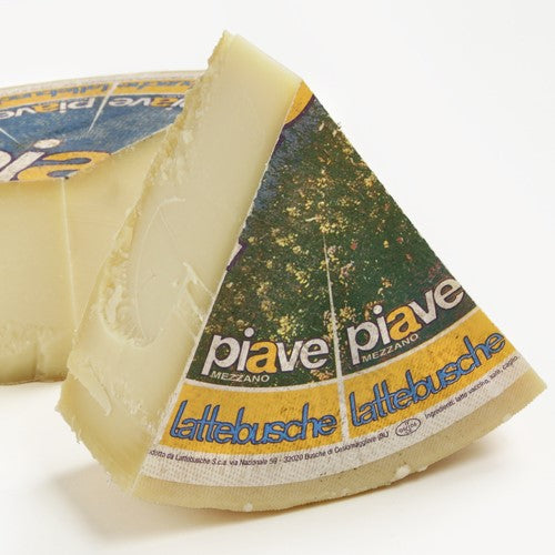 Piave DOP Cheese Mezzano Aged 6 Months