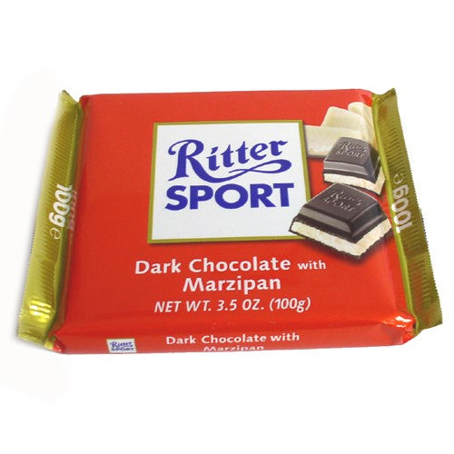 Sport Dark Chocolate with Marzipan