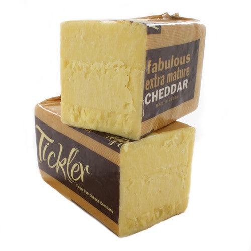 Tickler English Cheddar Cheese