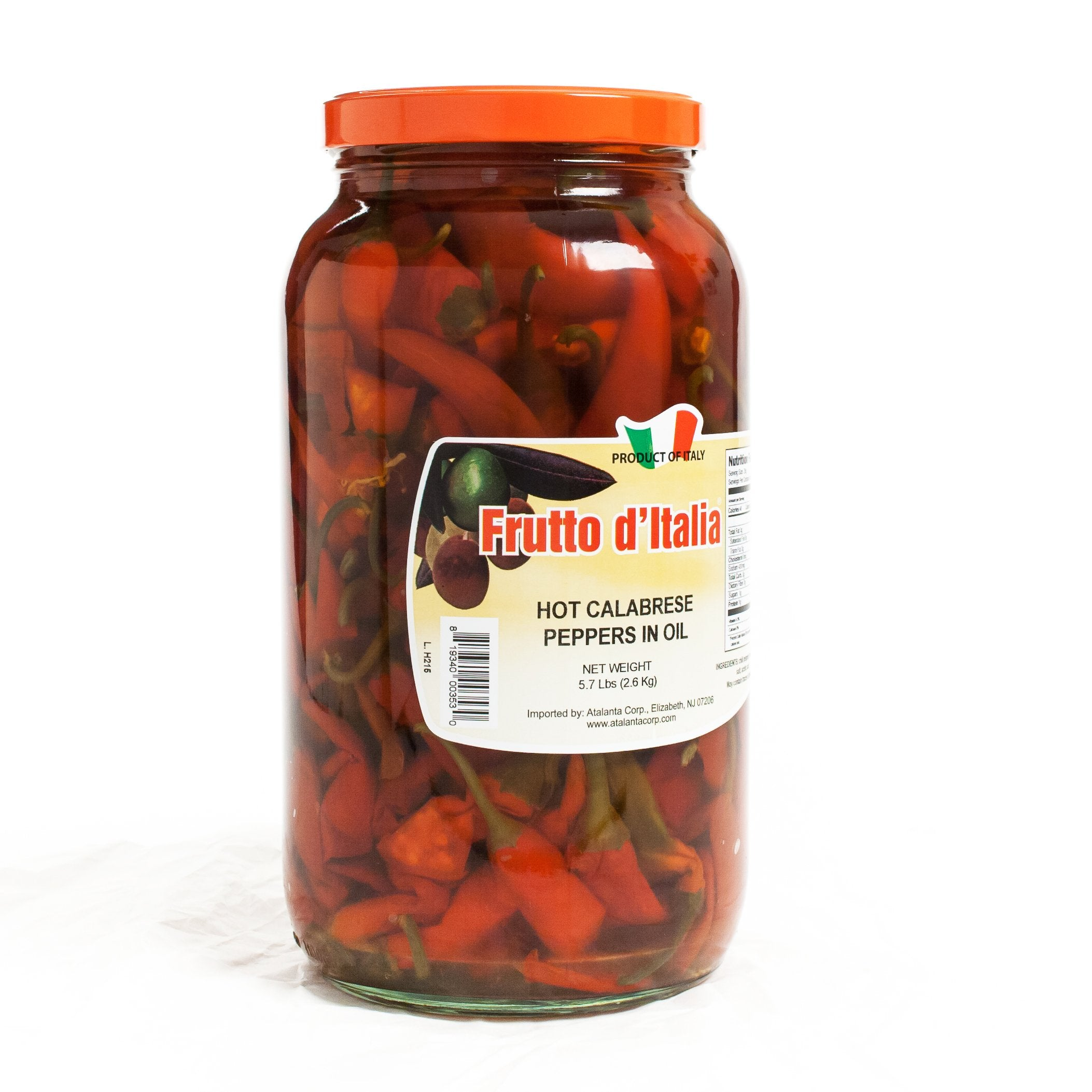 Calabrian Long Chili Peppers
