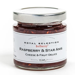 Raspberry and Star Anise Compote - igourmet