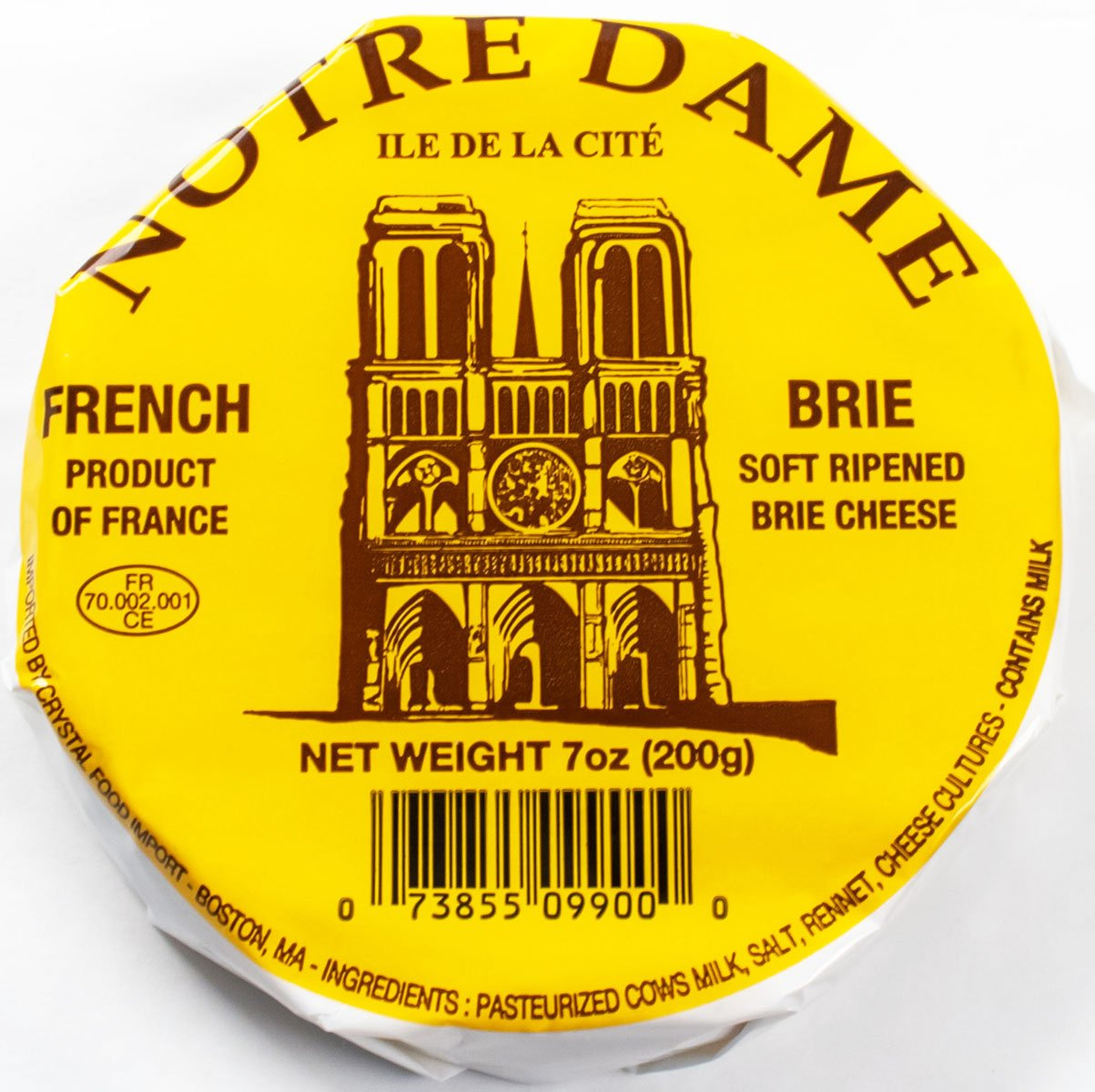 French Baby Brie Cheese