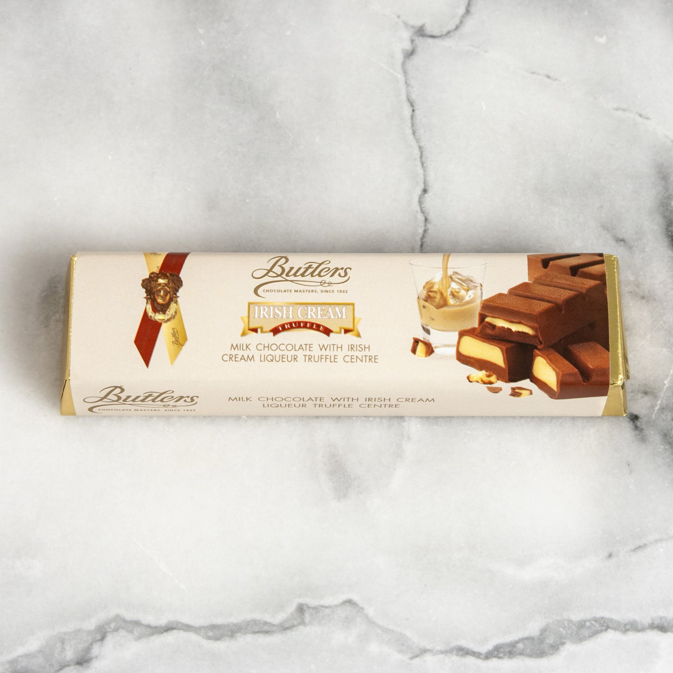 Irish Cream Truffle Bar