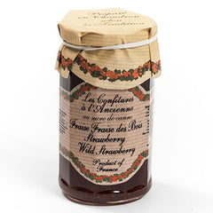 Wild Strawberry Jam - igourmet