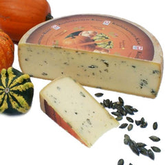 Jack O Pumpkinseed Cheese - igourmet