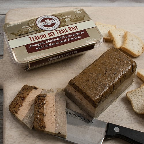 Three Kings Pâté