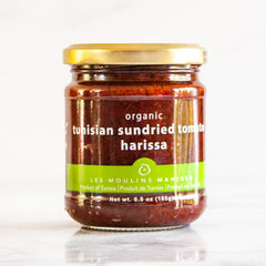 Spicy Sun Dried Tomato Spread_Les Moulins Mahjoub_Condiments & Spreads