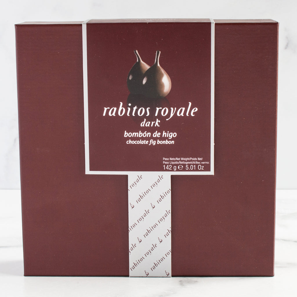 Rabitos Royale: Spanish Chocolate Figs with Brandy
