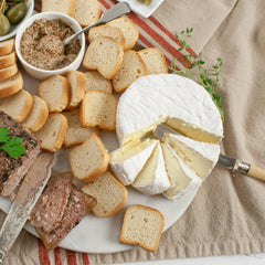 St. Stephen Triple Cream Cheese - igourmet
