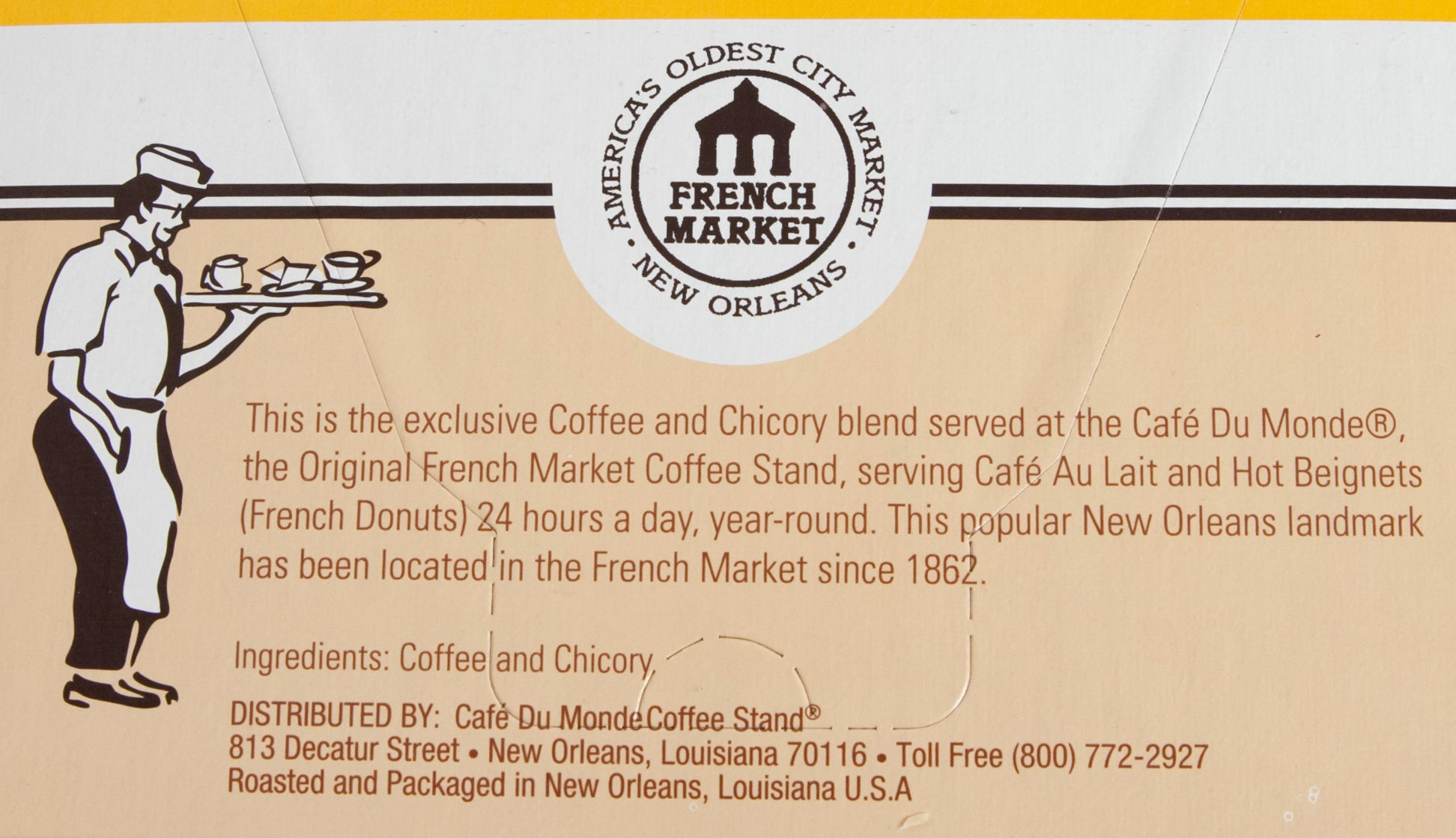 K-Cups Coffee & Chicory - igourmet