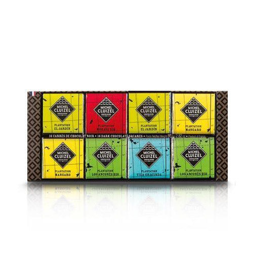 Single Estate Chocolate Bar Tasting Box