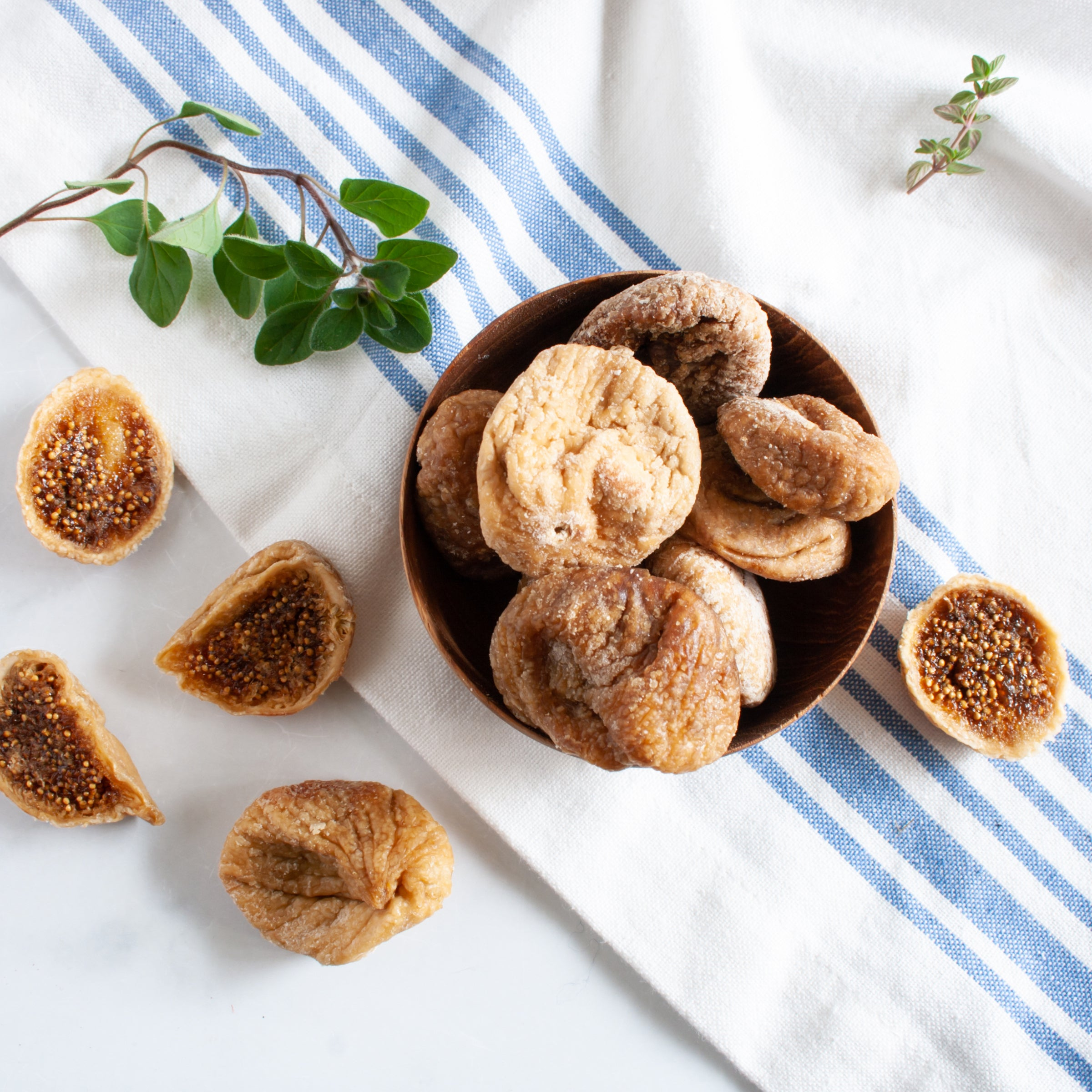 Organic Dried Figs_International Harvest_Dried Fruits, Nuts & Seeds