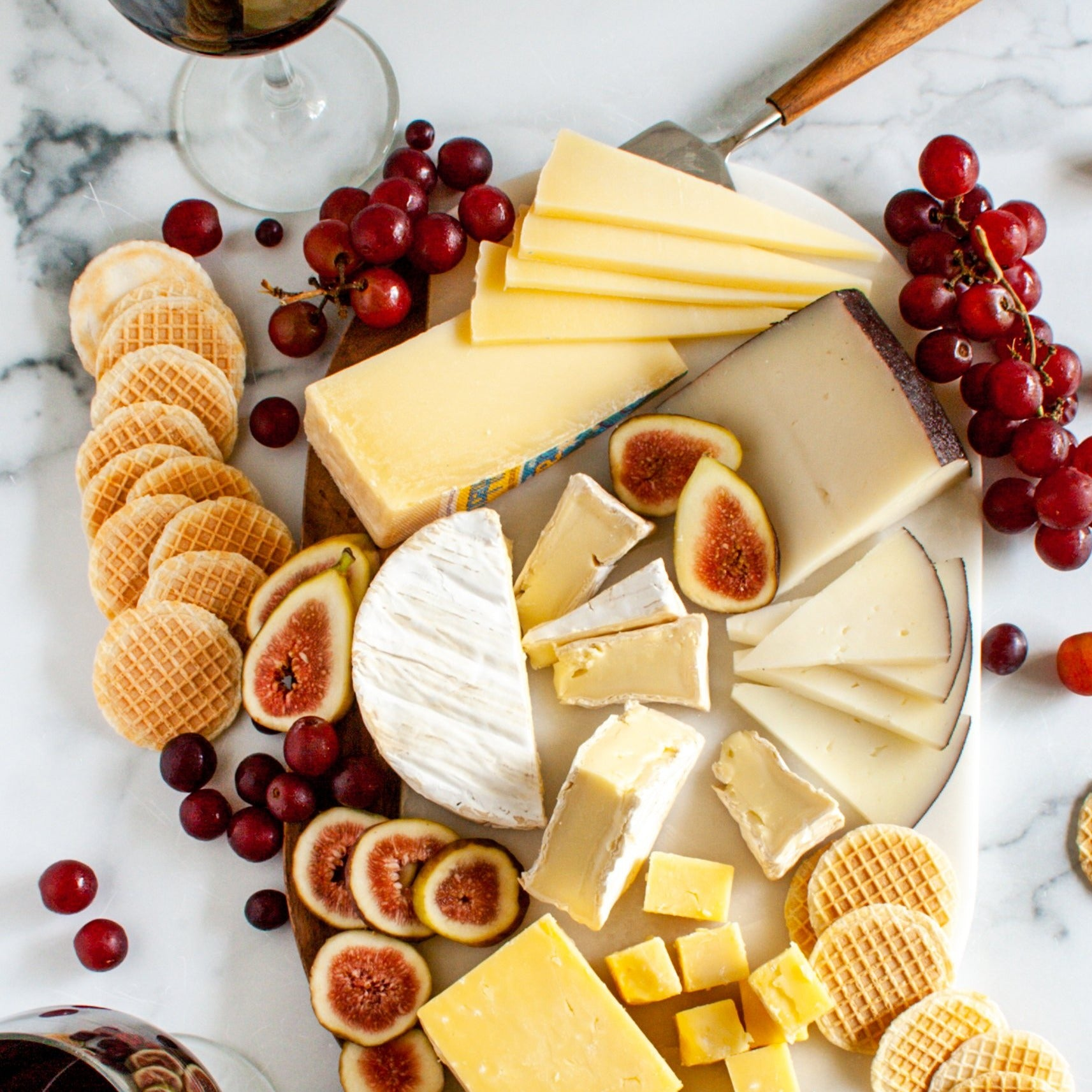 The Best of Europe Cheese Assortment