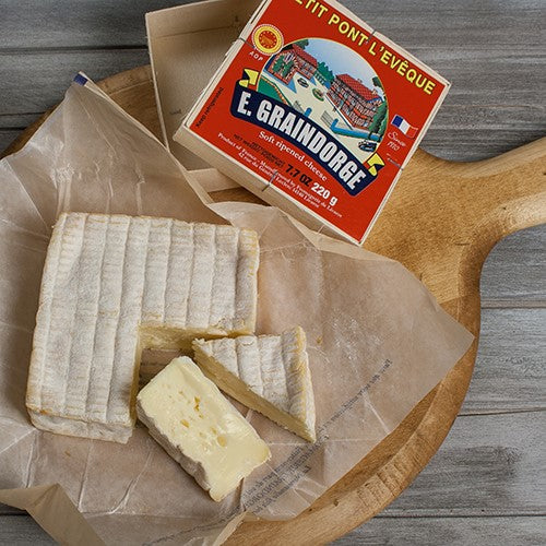 Pont L'Eveque AOP Cheese