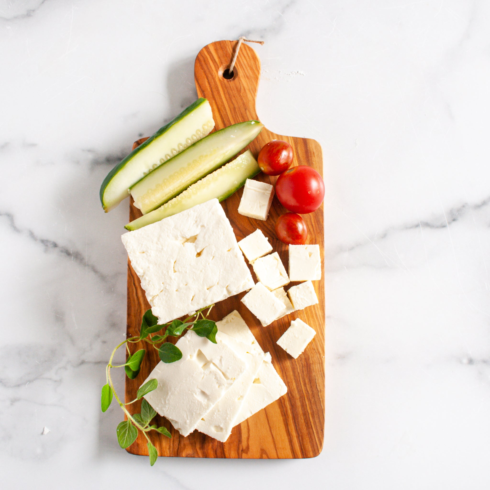 Authentic Barrel-Aged Feta DOP Cheese