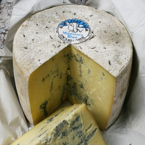 Blue Ledge Farm's Middlebury Blue Cheese