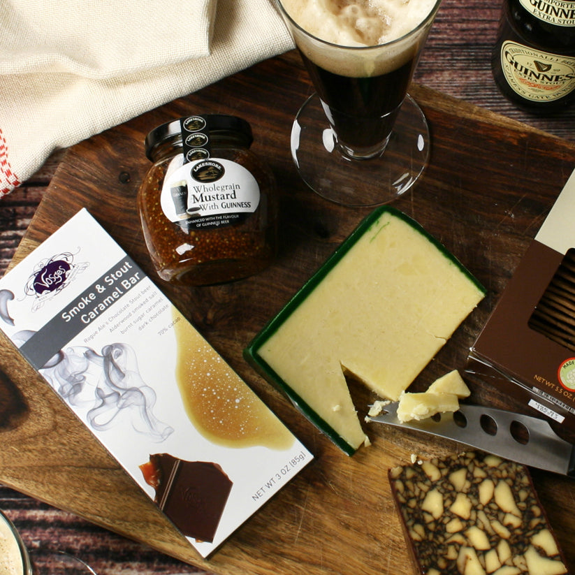 Kerrygold Dubliner with Irish Stout Cheese - igourmet