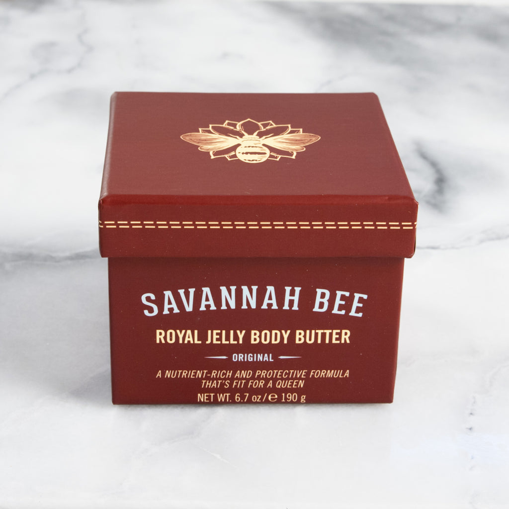 Royal Jelly Body Butter in Gift Box