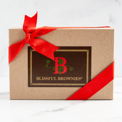 Brownies in Gift Box_Blissful Brownies_Cakes