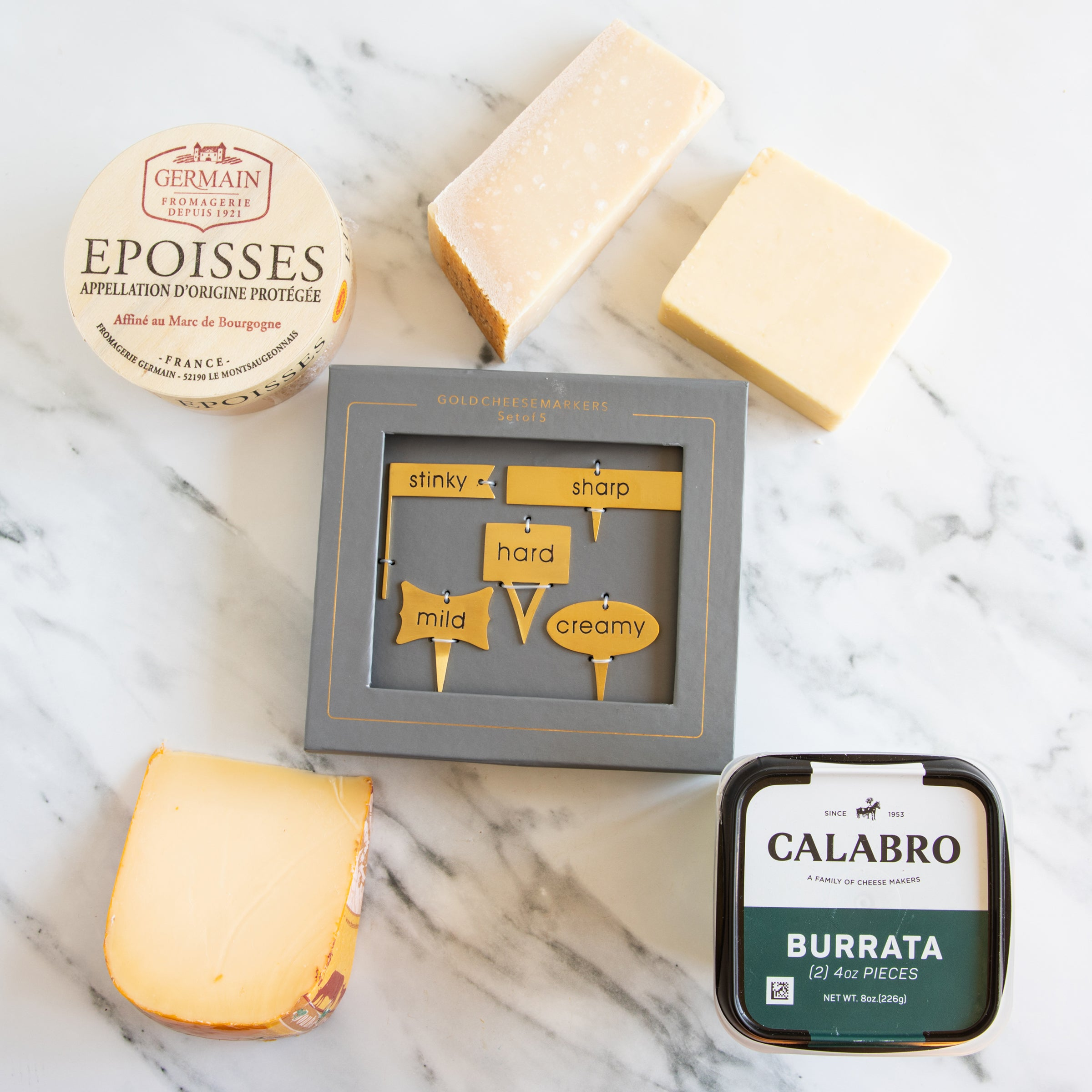 Best in Class Cheese Collection