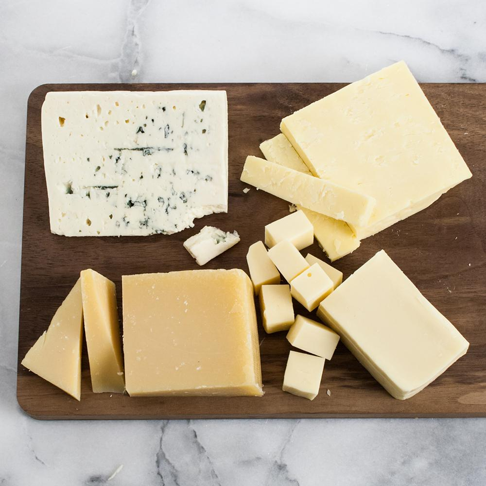 Four Continents of Cheese Assortment