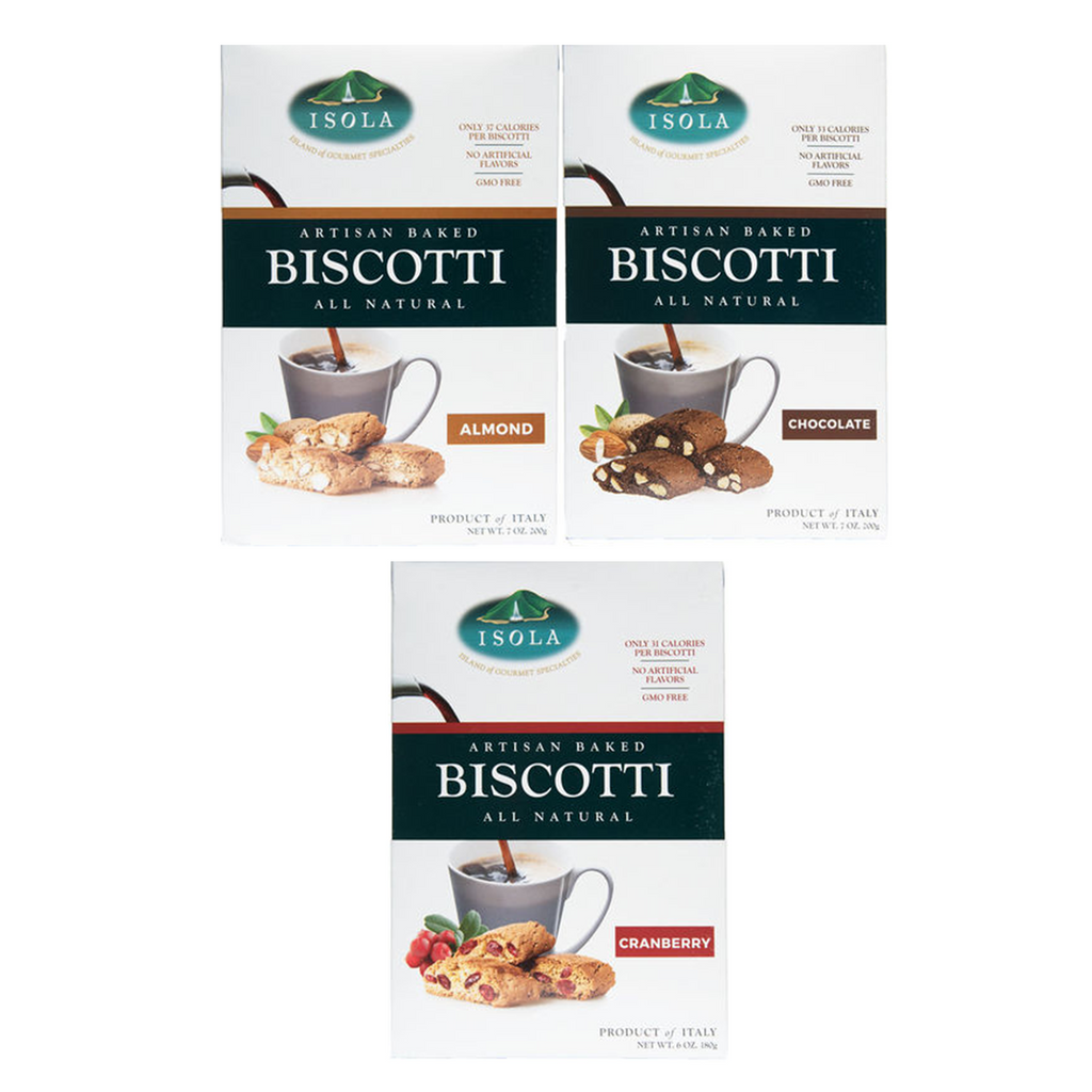 Biscotti Gourmet Pack