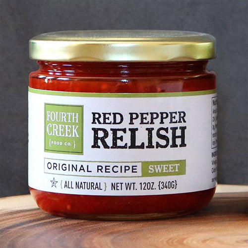 Red Pepper Sweet- Relish