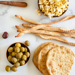 Gourmet Snacking For The Gang Gift Box - igourmet