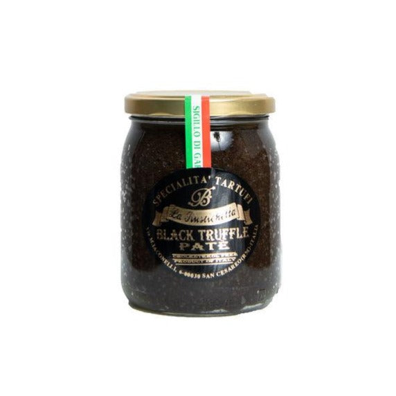 Black Truffle Pate ~17.7 oz