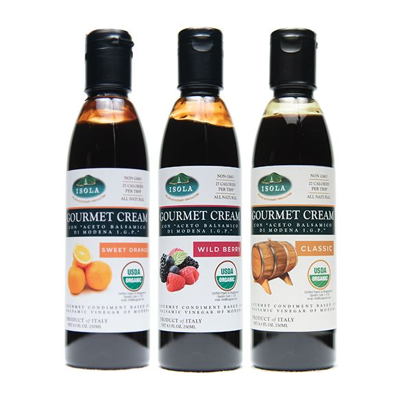 Cream of Balsamic Vinegar Gourmet Pack