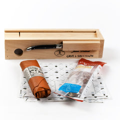 Salami Cave Gift Assortment - igourmet