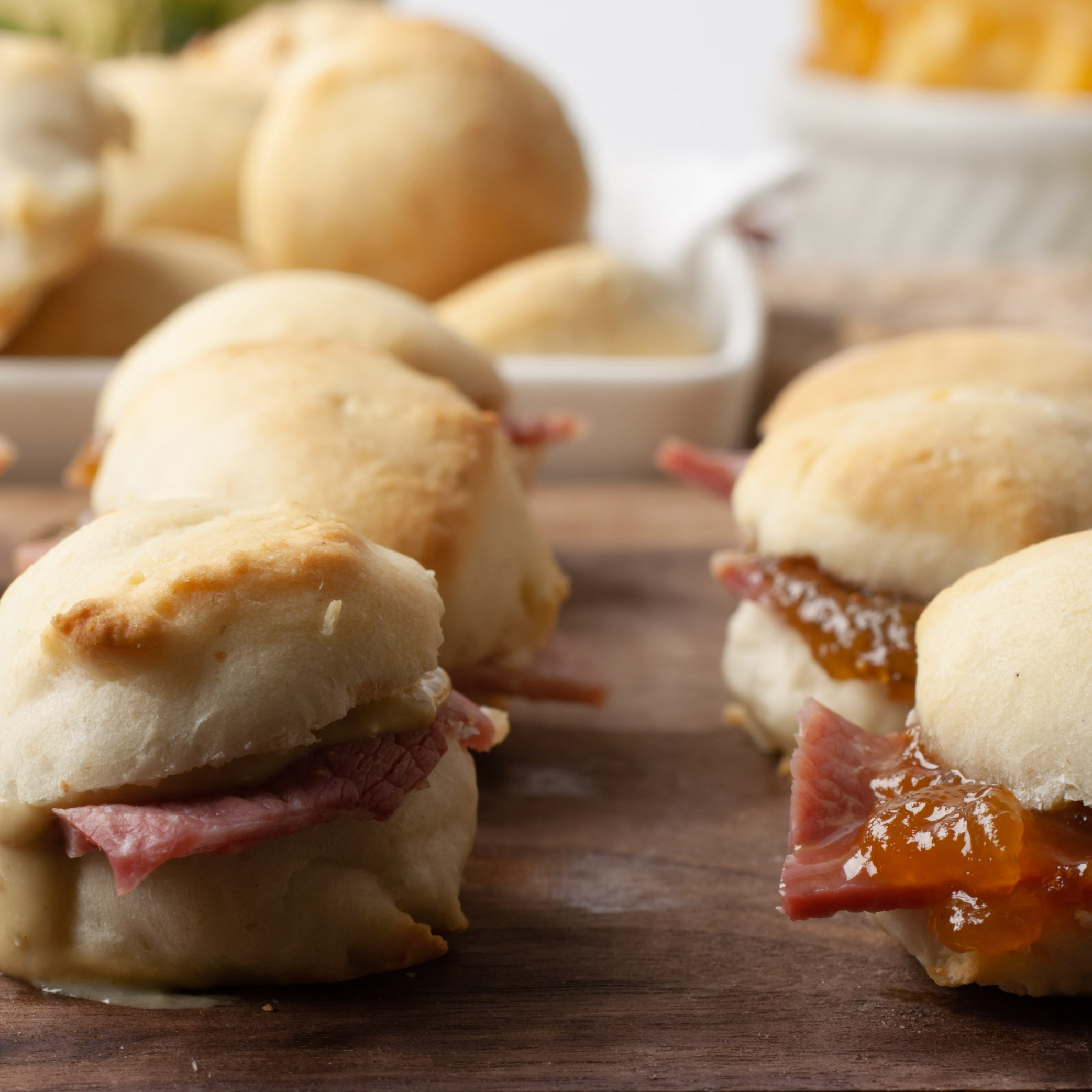 The Country Ham Biscuit Kit - igourmet