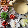Set of Swiss Fondue Cheeses - igourmet