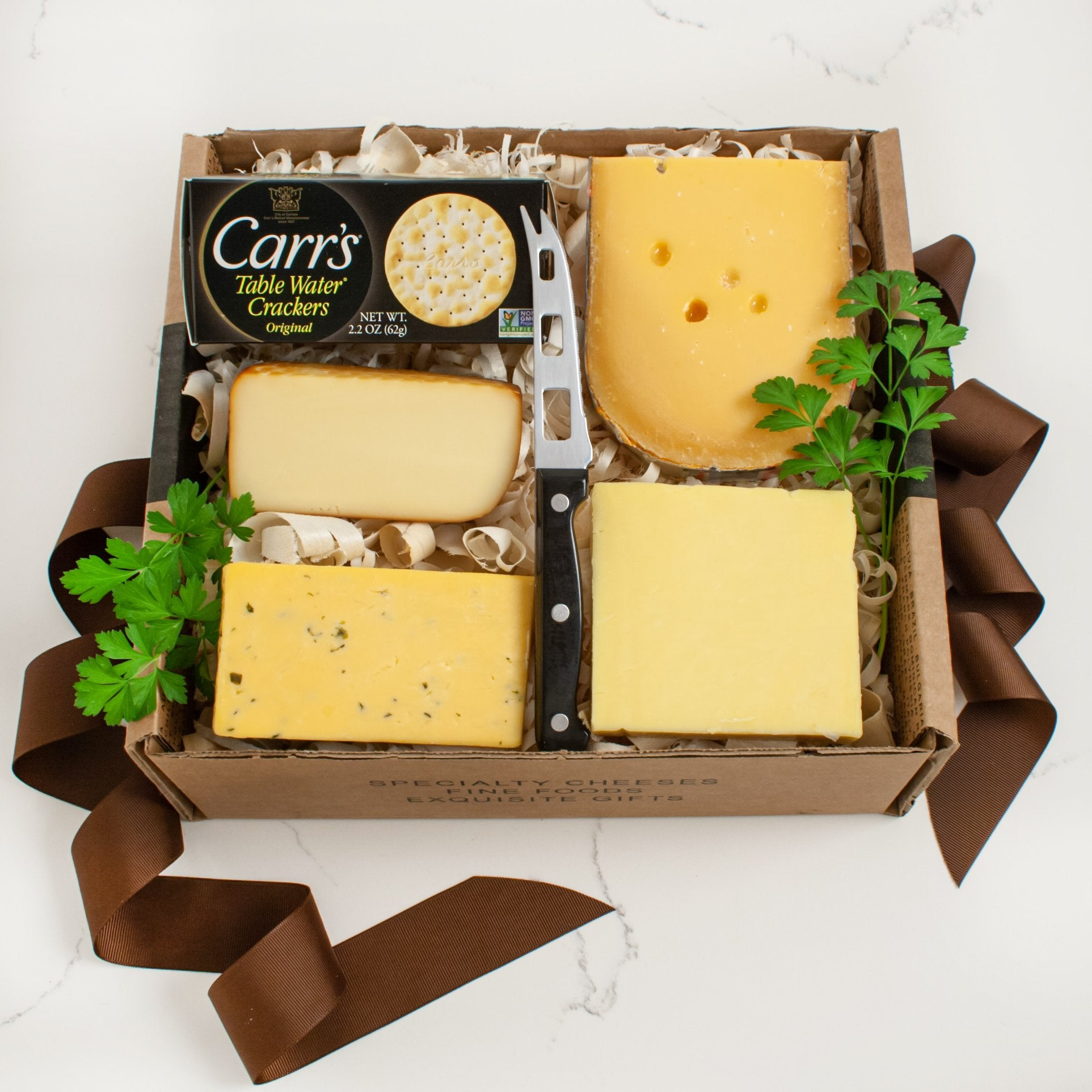 Cheeses for the Pizza & Beer Lover Collection - igourmet