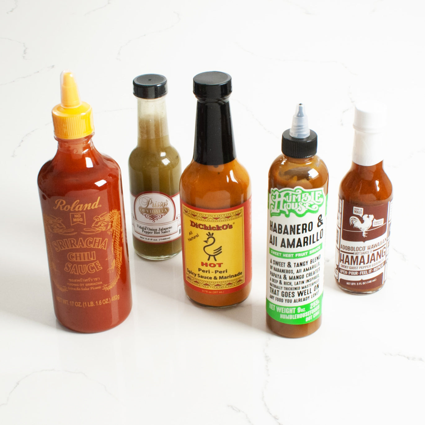 Hot Sauce Lover's Collection - igourmet