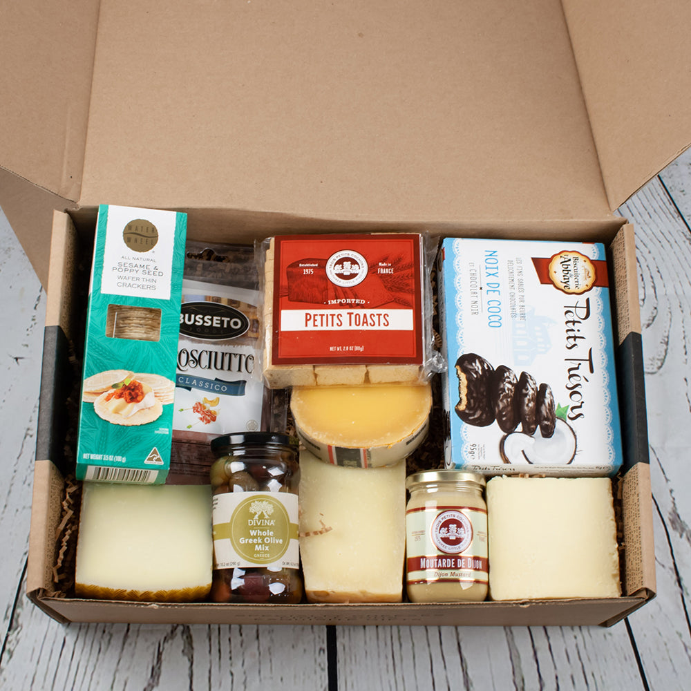 The Little Bit of Everything Collection Gift Box - igourmet