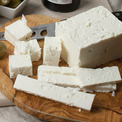 Mt Vikos Barrel Aged Feta DOP Cheese