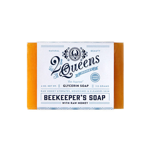The Beekeeper Soap