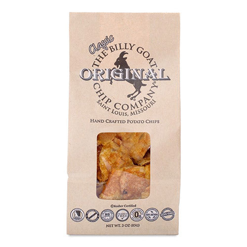 Original Potato Chips_The Billy Goat Chip Co._Pretzels, Chips & Crackers