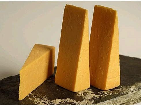 Double Gloucester Cheese