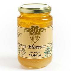 Orange Blossom Honey from Catalonia - igourmet