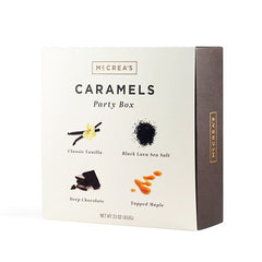 Caramels Party Box - igourmet