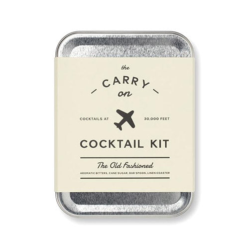 The Carry On Old- Fashioned Cocktail Kit