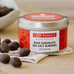 Dark Chocolate & Sea Salt Almonds - igourmet