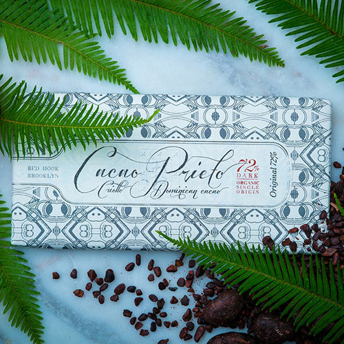 Organic Dominican 72% Chocolate Bar