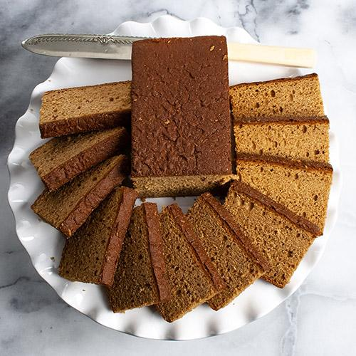 Dutch Breakfast Honey Cake