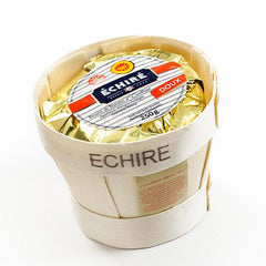 Beurre de Baratte French Butter AOP in Basket - igourmet